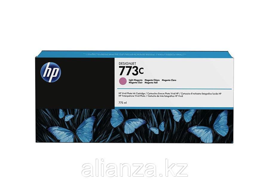 Картридж HP DesignJet 773C Light Magenta 775 мл (C1Q41A)