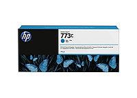 Картридж HP DesignJet 773C Cyan 775 мл (C1Q42A)