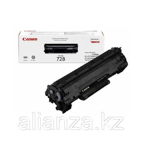 Тонер-картридж Canon 728 (3500B010) русифицированная упаковка