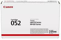 Тонер-картридж Canon 052 (2199C002)