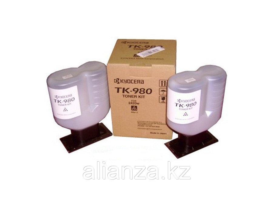 Тонер-картридж Kyocera TK-980