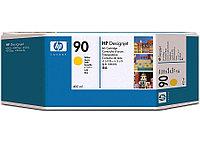 Набор картриджей HP DesignJet 90 Yellow 3x400 мл (C5085A)