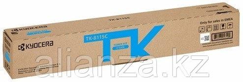 Тонер-картридж Kyocera TK-8115C