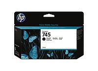Картридж HP DesignJet 745 Matte Black 130 мл (F9J99A)