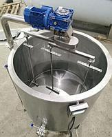 Сырная ванна для изготовления сыра сыроварня 500 литров