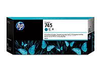 Картридж HP DesignJet 745 Cyan 300 мл (F9K03A)