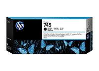 Картридж HP DesignJet 745 Matte black 300 мл (F9K05A)