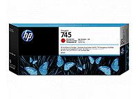 Картридж HP DesignJet 745 Chromatic Red 300 мл (F9K06A)