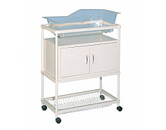 Детская кроватка со шкафчиком BC 12