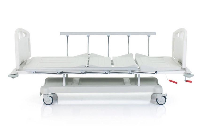 Кровати пациента механические, одной регулировкой- MNB 210