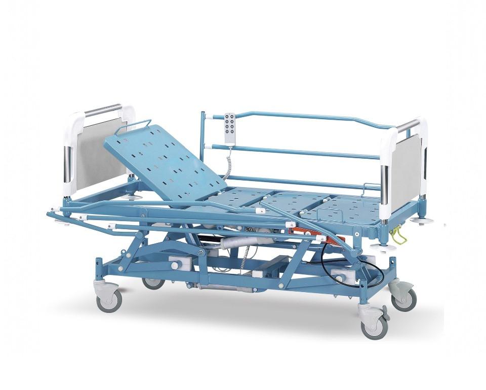 Электрическая педиатрическая кровать, 2-х моторная PDB 1140