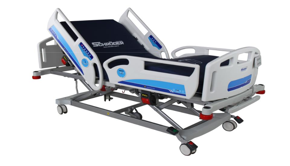 Электрическая реанимационная кровать, 3-х моторная - SCH 3050