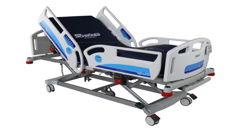 Электрическая реанимационная кровать, 3-х моторная - SCH 3050, фото 2