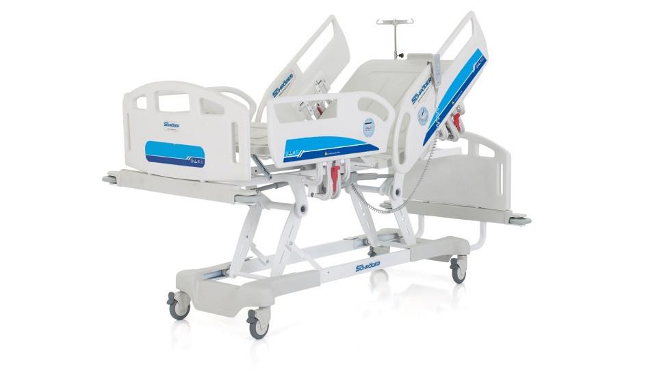 Электрические палатные кровати, 4-х моторные - SCH 4060