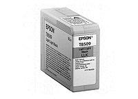 Картридж Epson T8509 Light Light Black 80 мл (C13T850900)