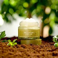 I'm from Mugwort Cream Крем на 74% состоит из экстракта полыни