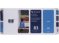 Печатающая головка и чистящая станция HP №83 Cyan (C4961A)
