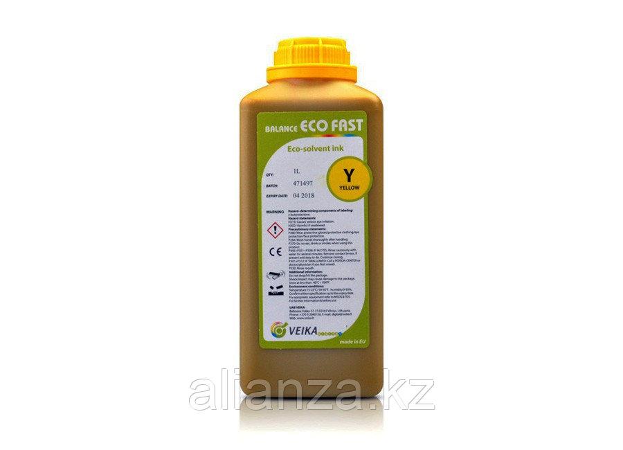 VEIKA Balance Eco Fast (Yellow), 1 л (бутыль)