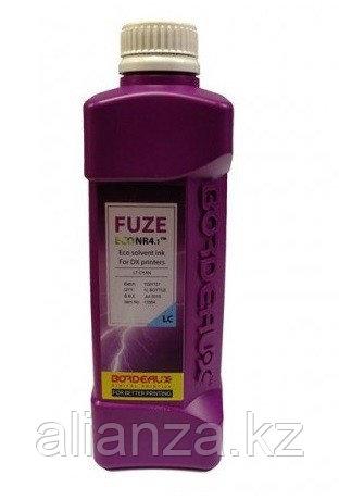 Экосольвентные чернила Bordeaux FUZE (PRIME ECO PeNr)  Light Cyan1 л (бутыль)