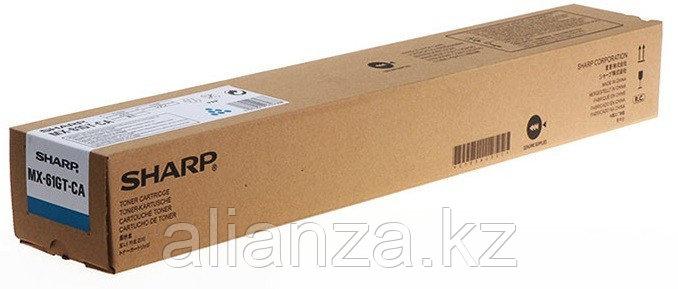 Тонер-картридж Sharp MX-61GTCA