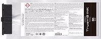 Экосольвентные чернила Roland TR-BK, 500 мл (пакет)