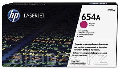 Тонер-картридж HP 654A CF333A