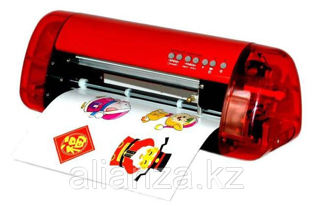 Режущий плоттер List Mini A4