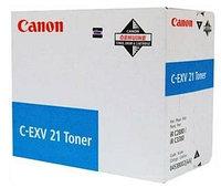 Тонер-картридж Canon C-EXV 21 C (0453B002)
