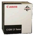 Тонер-картридж Canon C-EXV 21 BK (0452B002)