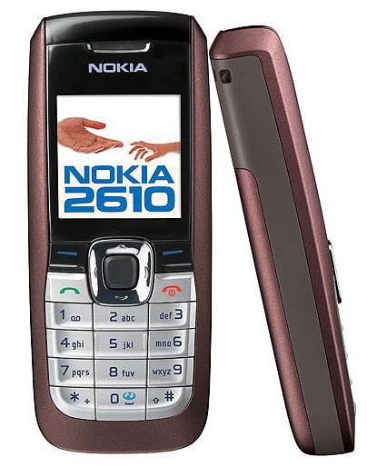 Телефон Nokia 2610