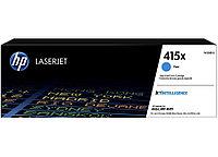 Картридж повышенной емкости HP LaserJet 415X Cyan (W2031X)