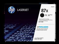 Картридж HP 87X черный (CF287X)