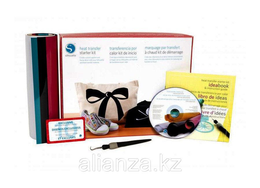 Стартовый комплект для термоперенос для плоттеров Silhouette CAMEO
