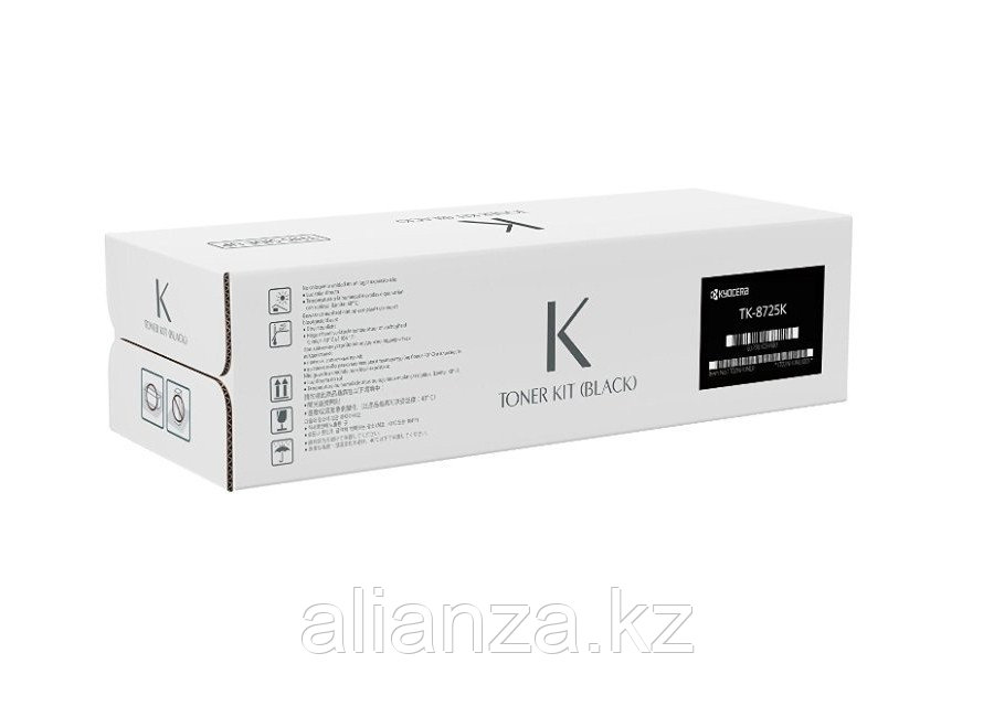 Тонер-картридж Kyocera TK-8725K для TASKalfa 7052ci/TASKalfa 8052ci
