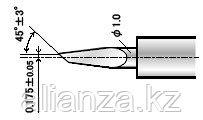Нож ZEC-U3017 для резки мелких деталей (угол 45) для плоттеров Roland (оригинальный)