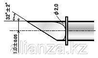 Нож ZEC-U3100 для резки толстых материалов (угол 32) для плоттеров Roland (оригинальный)
