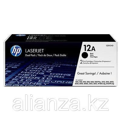 Тонер-картридж HP 12A  Q2612AF