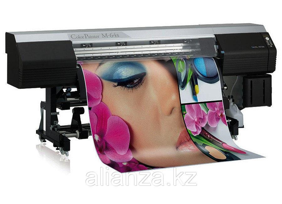 Сольвентный плоттер Oki ColorPainter M-64s 6 color