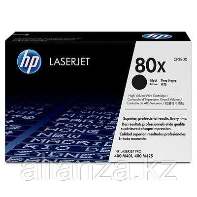 Тонер-картридж HP 80X  CF280X