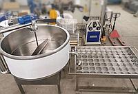 Сыроварня нержавеющая, ванна для сыра ВДПС 1200 литров