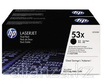 Тонер-картридж HP Q7553XD