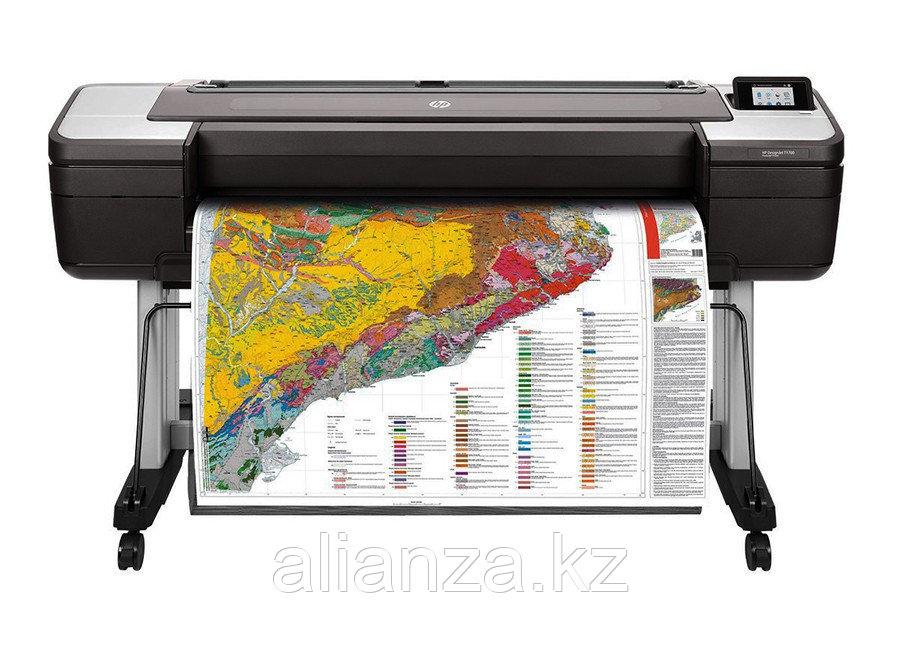 Струйный плоттер HP DesignJet T1700dr 44-in PostScript Printer (1VD88A)