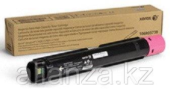 Тонер-картридж XEROX пурпурный 106R03747