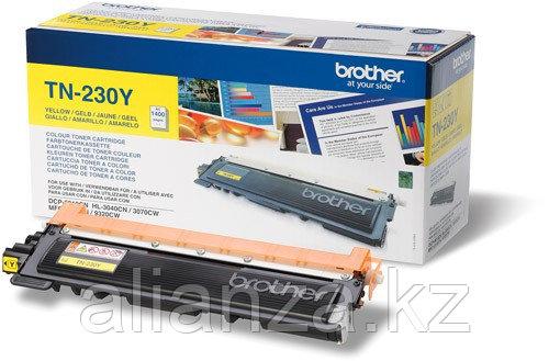 Тонер-картридж Brother TN-230Y