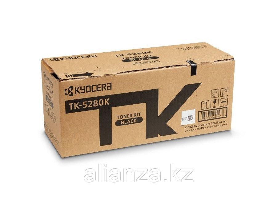 Тонер-картридж Kyocera TK-5280K для P6235cdn/M6235cidn/M6635cidn