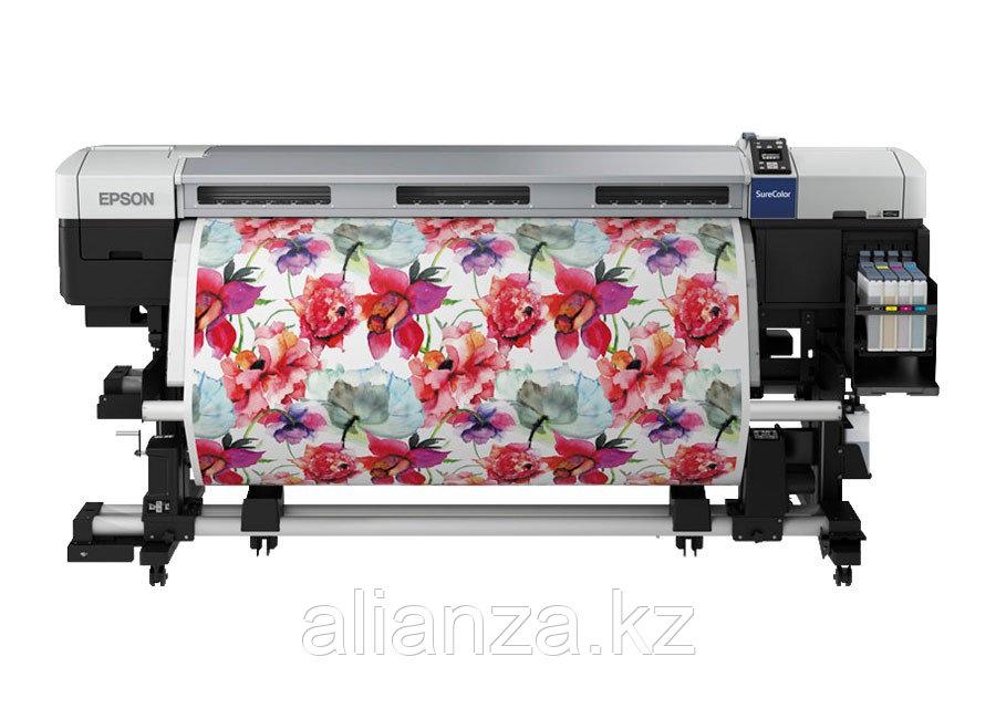 Текстильный плоттер Epson SureColor SC-F7200 (HDK) (C11CF06001A0)