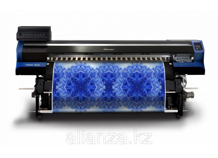 Текстильный плоттер Mimaki TS55-1800