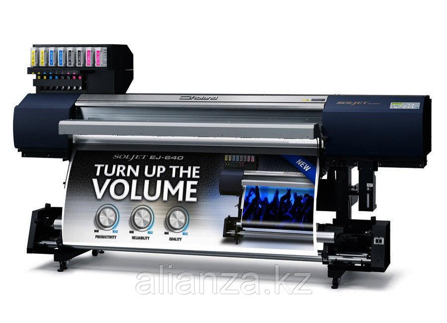 Текстильный плоттер Roland SOLJET EJ-640+TUC-3