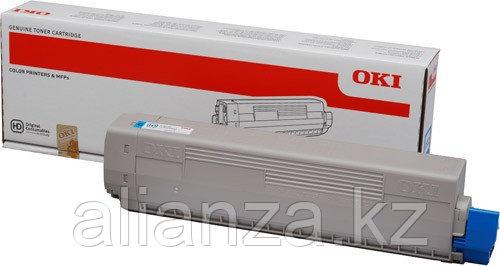 Тонер-картридж OKI TONER-C-C831/841/C831DM-10K (44844507)