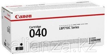 Тонер-картридж Canon 040 Bk (0460C001)